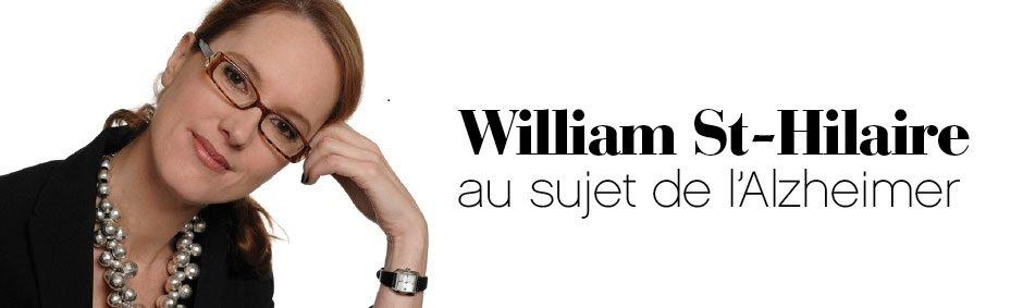 william au sujet de l'Alzheimer