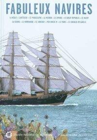 Fabuleux navires, Pommier, Gallimard, 2009: textes, photos et illustrations pour découvrir les plus beaux bateaux d'hier et d'aujourd'hui, de la frégate au porte-avion
